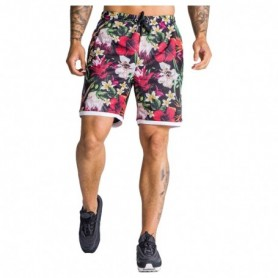 Gianni Kavanagh Tropical Summer Basketball Mesh Short