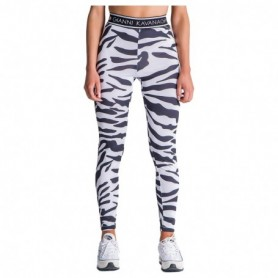Gianni Kavanagh Zebra Skin Leggings