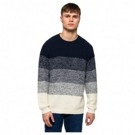 Revolution Knitted Sweater In Gradient