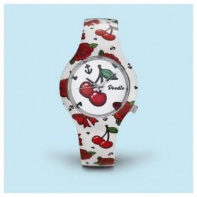 Doodle Cherry Vintage Doodle Watch