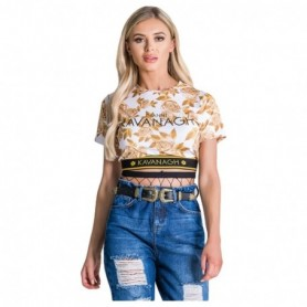 Gianni Kavanagh Opulence Croped Tee