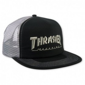 Thrasher Thrasher Logo Mesh Cap