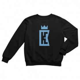 King Coast Kc Sweatshirt Black-Blue