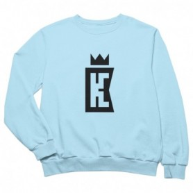 King Coast Kc Sweatshirt Sky Blue
